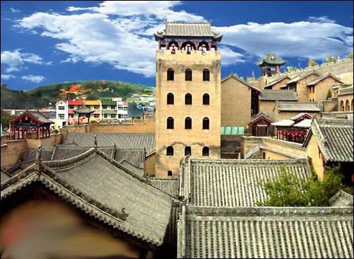 中國十大古村鎮風光