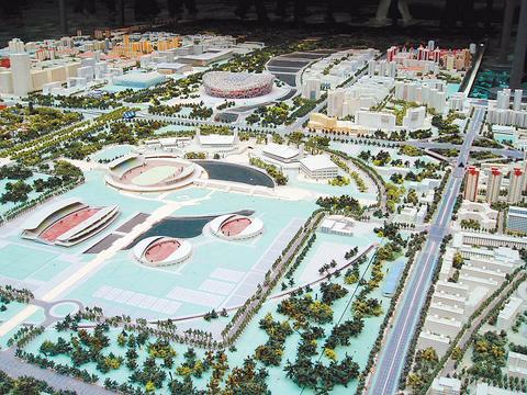 北京市規劃展覽館