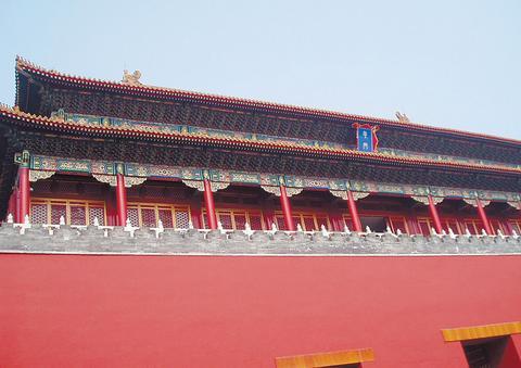 北京故宮博物館