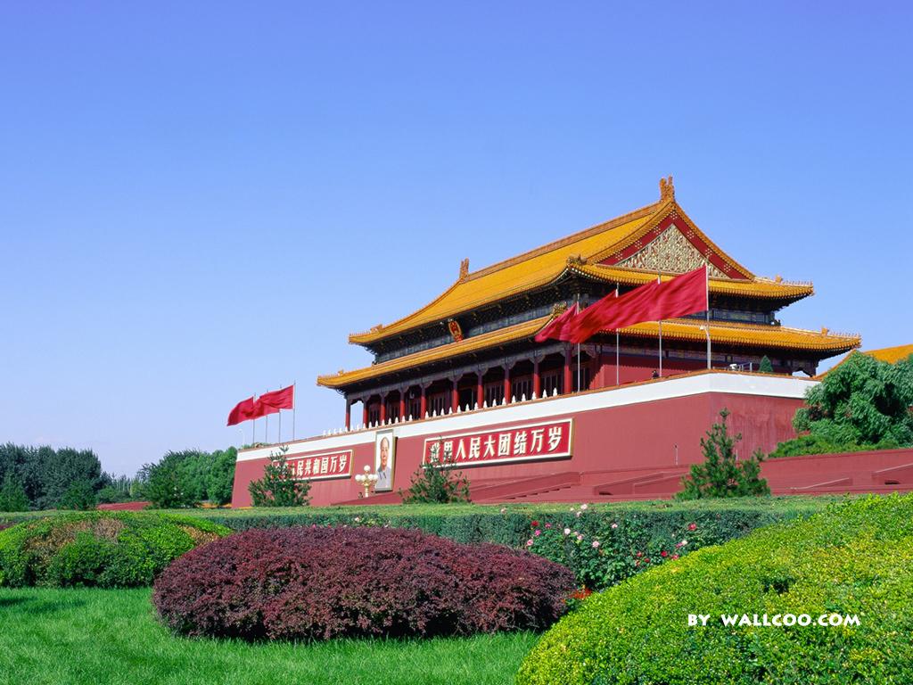 图片:天安门城楼-北京景点介绍 天安门广场