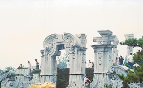 北京圓明園遺址公園