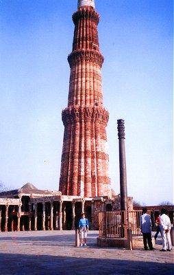 古特伯高塔(Qutab Minar)