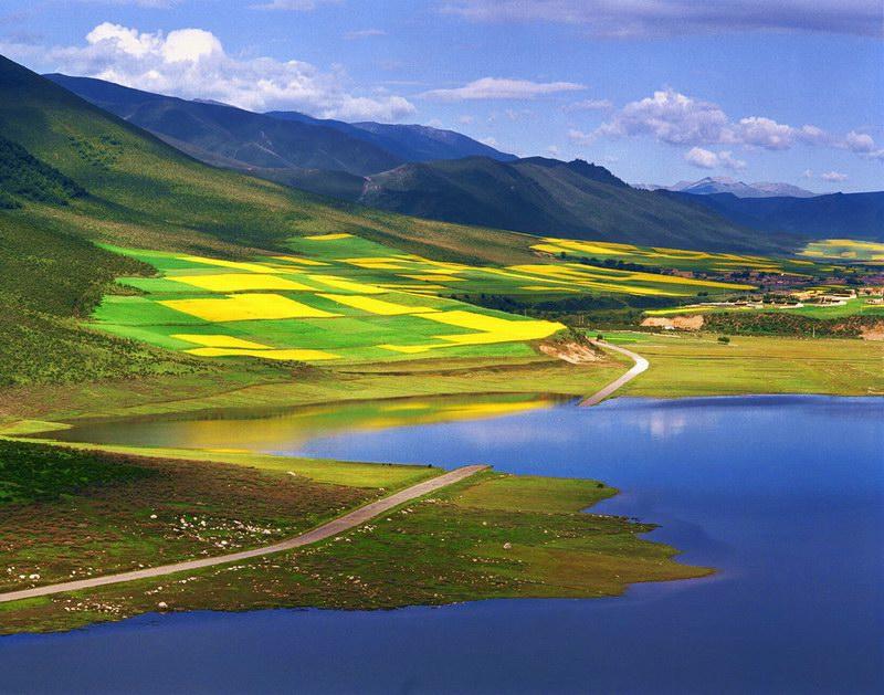 圖片:青海-青海湖
