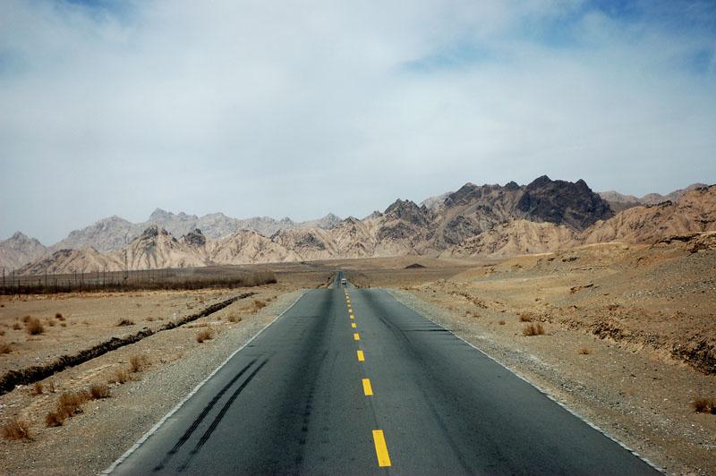 圖片:青海格爾木-青藏公路