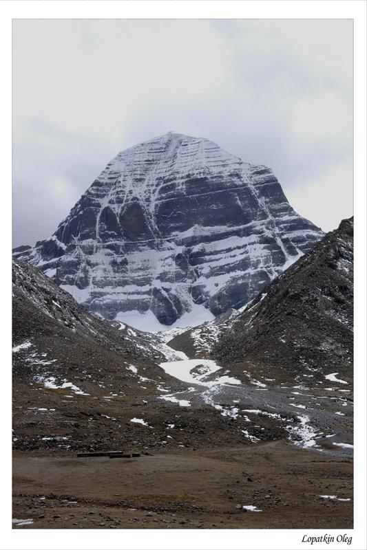 西藏圖片:神山-岡仁波齊 Kailash