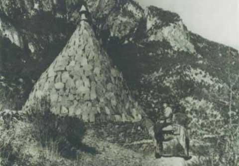 圖片:約瑟夫.洛克鏡頭下的稻城