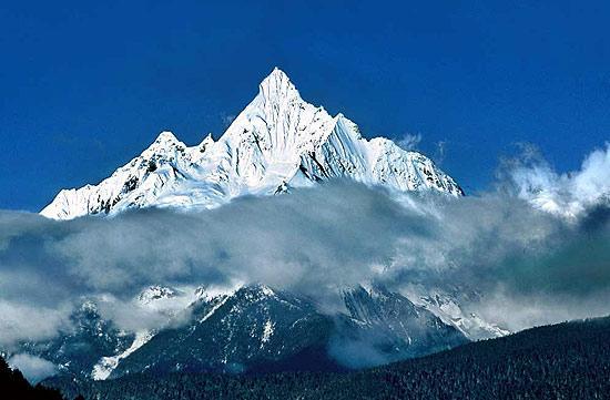 雲南香格里拉-梅裡雪山