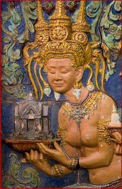 柬埔寨風景圖片