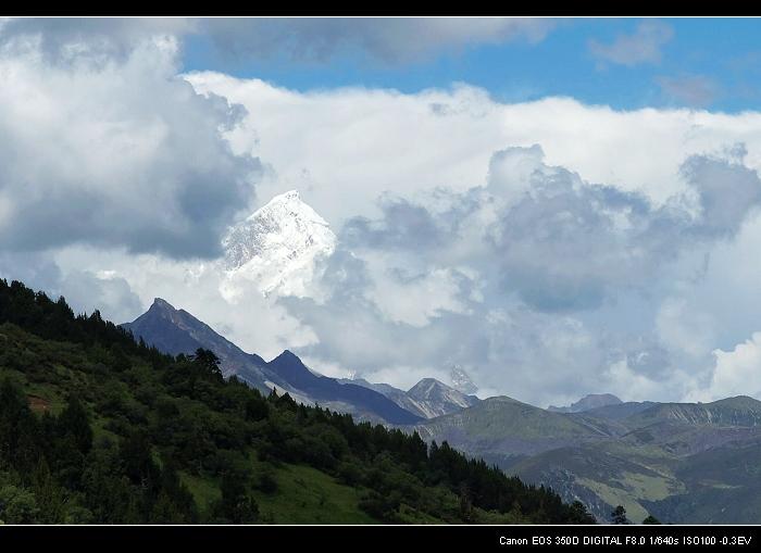 加拉白壘峰