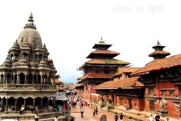 風光圖片:尼泊爾-帕坦古城