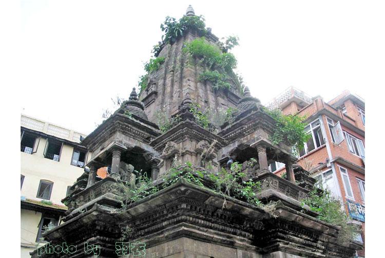 圖片:尼泊爾帕坦古城