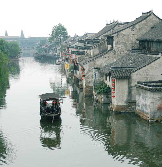 浙江烏鎮圖片