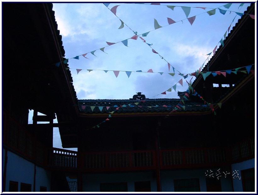 圖片:四川王朗白馬風景區