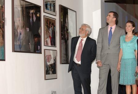 圖文:西班牙阿斯圖裡亞斯王子獎設立25週年