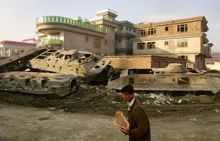 2006getty年度最佳:阿富汗塔利班勢力增強