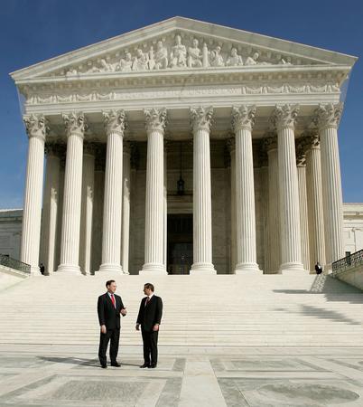 圖文:阿利托就任美國聯邦大法官