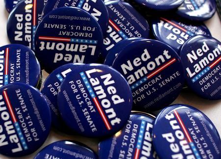 圖文:民主黨參議員選舉內德贏得勝利