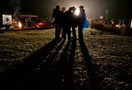 圖文:美國西弗吉尼亞州阿普舒爾縣薩戈煤礦發生爆炸事故