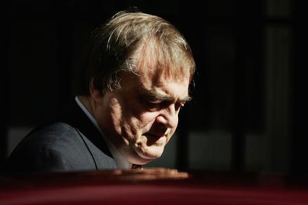 圖文:英國副首相面臨辭職壓力
