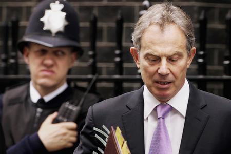 getty年度最佳:英國政壇風雲變幻