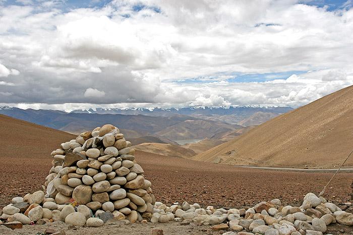 西藏自驾游图片 自驾车POLO 拉萨 日喀则 珠峰 12