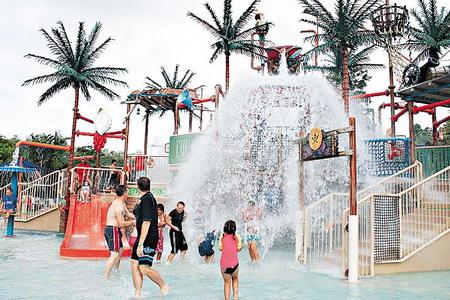 澳大利亞黃金海岸 Wet'n'Wild 水上樂園