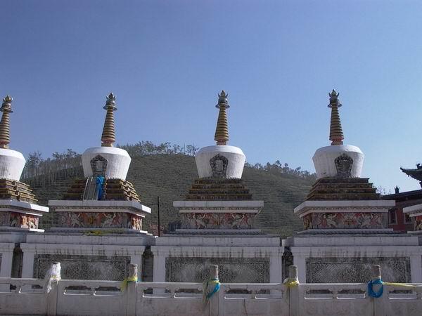 青海塔爾寺圖片