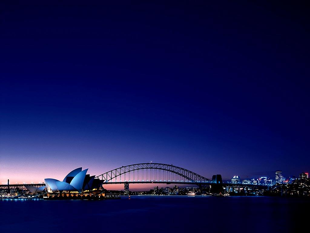 澳大利亞悉尼風光圖片