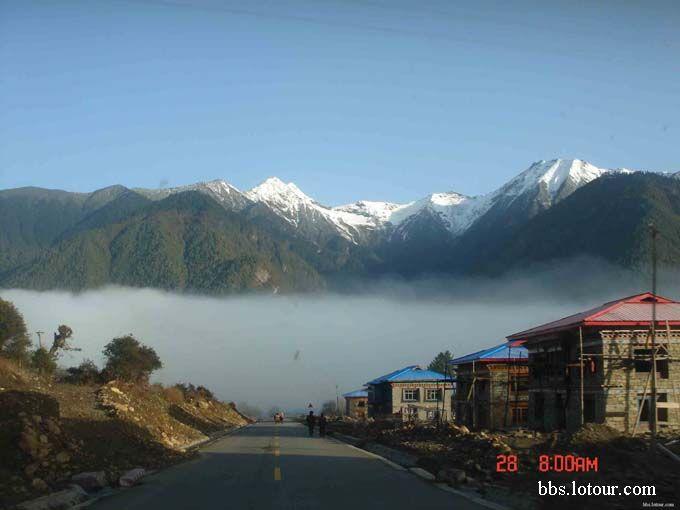 圖片:西藏南迦巴瓦峰之旅
