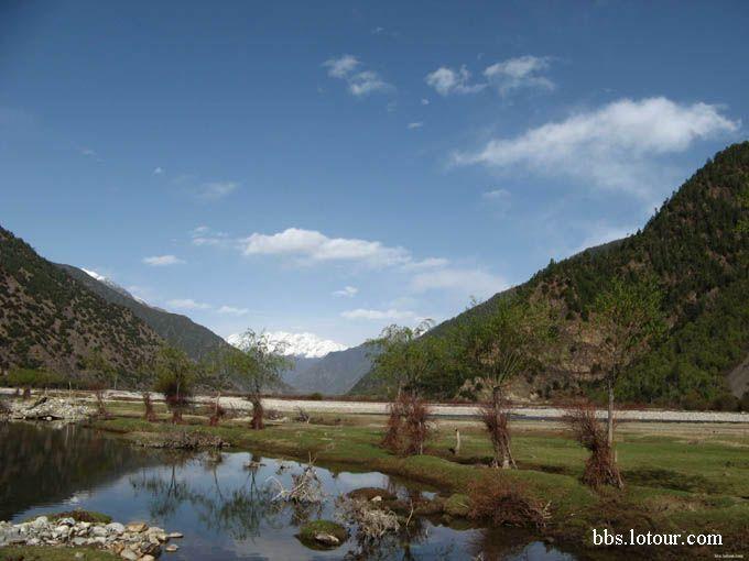 圖片:西藏林芝南迦巴瓦峰之旅
