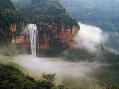 四川木裡旅遊圖片