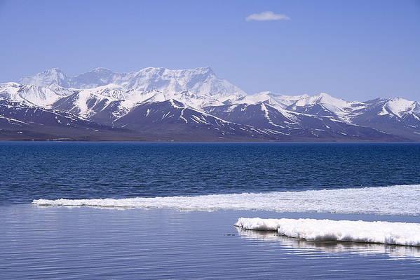 天上之湖-納木錯(2)