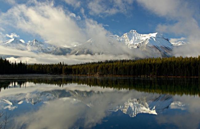 寧靜的自然景色(4)