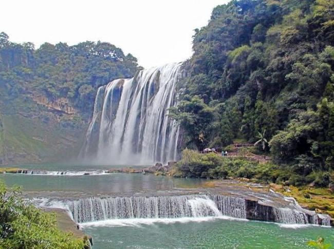 黃果樹瀑布(1)
