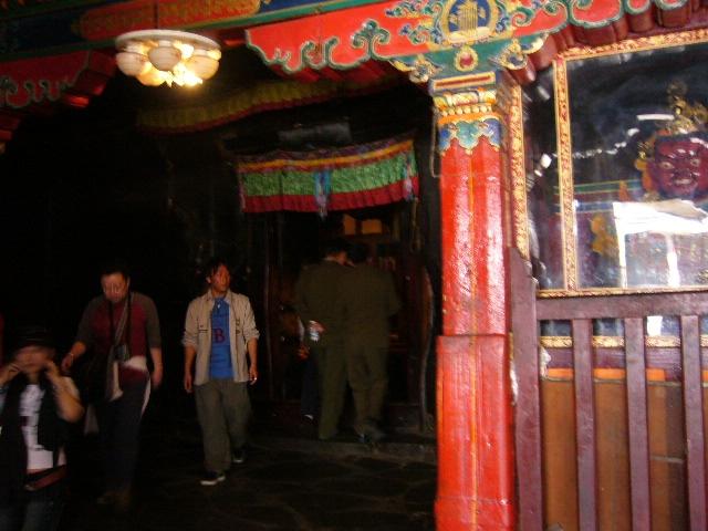 扎什倫布寺圖片