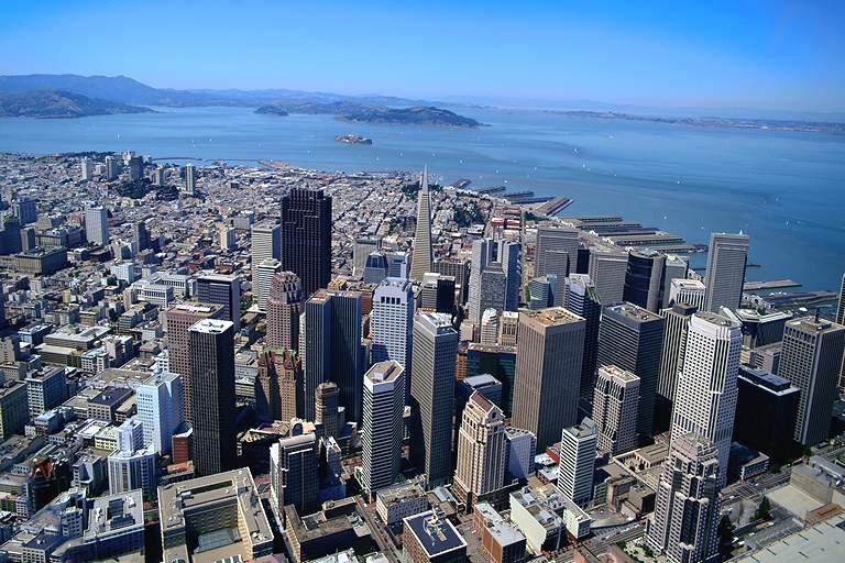 美國舊金山風光