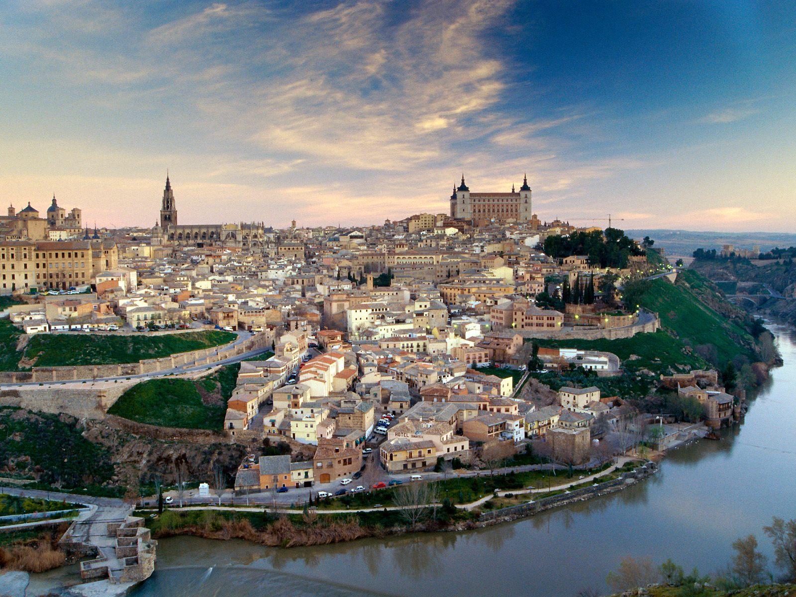 西班牙風光圖片,點擊下載壁紙