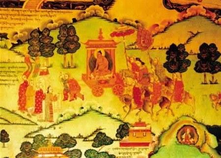 羅布林卡,達賴喇嘛的夏宮