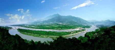 都江堰風景