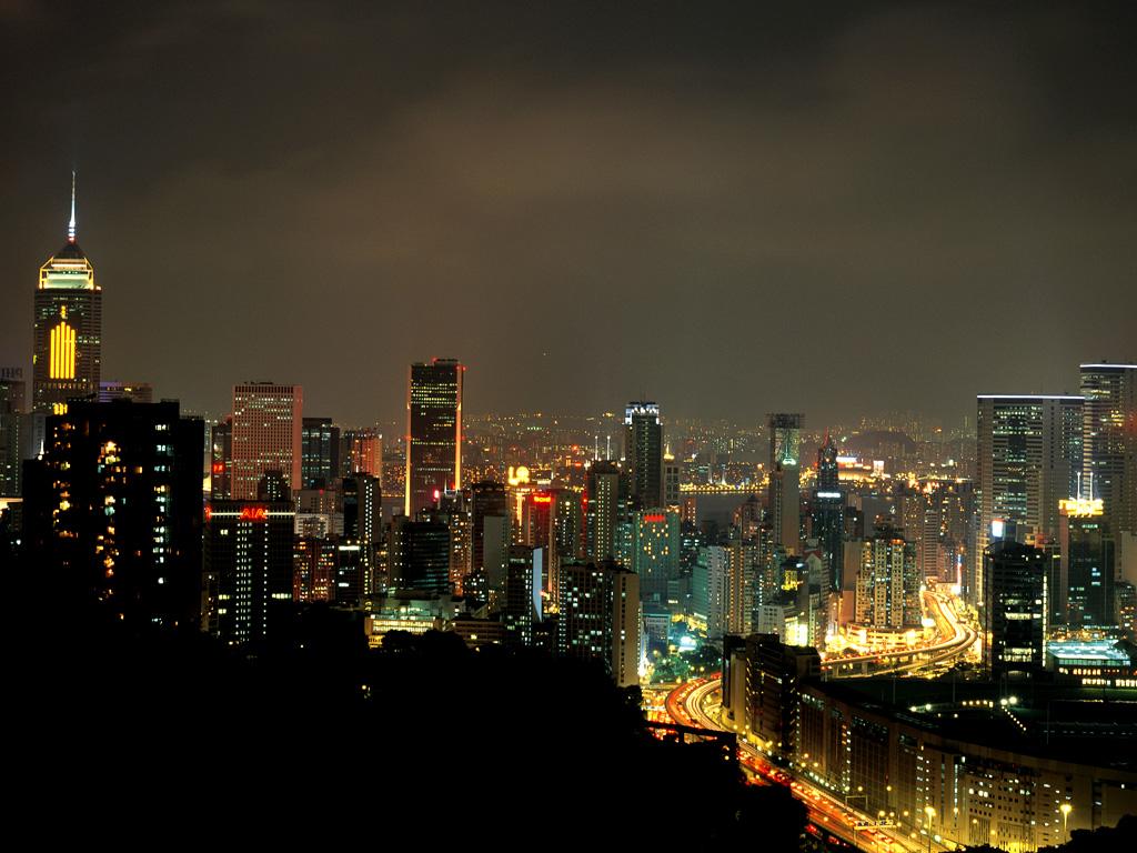 香港風光壁紙_第4張
