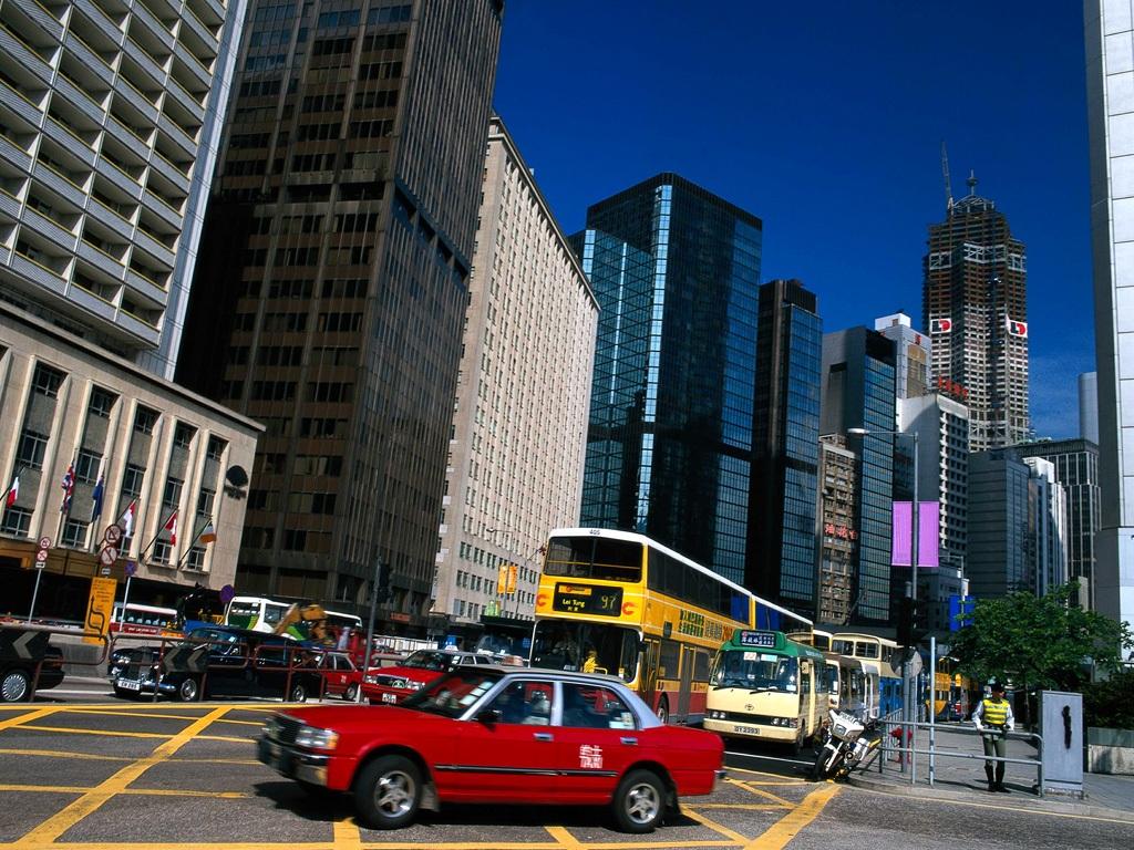香港風光壁紙_第8張