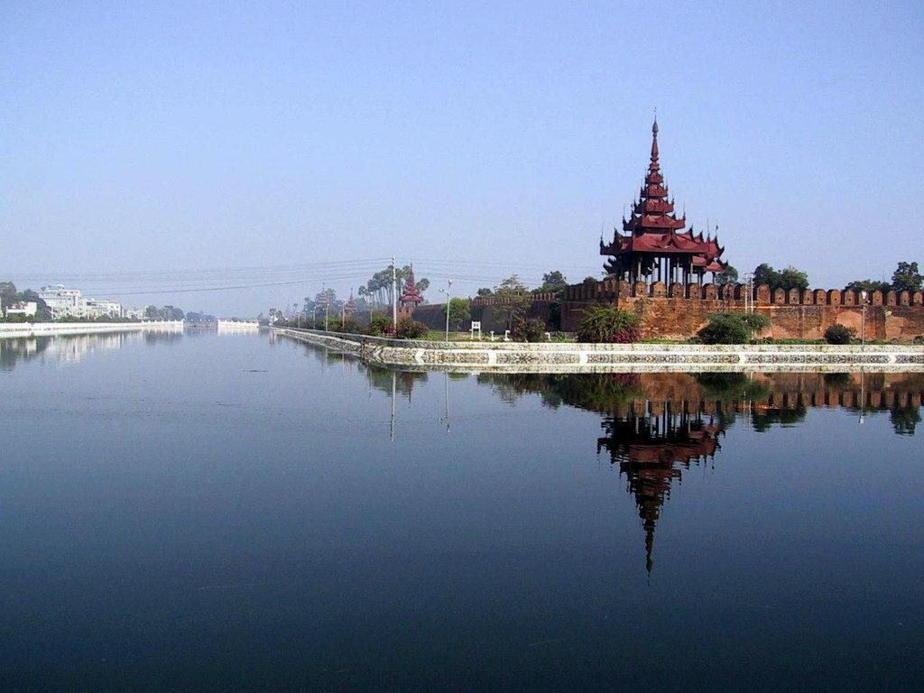 緬甸風光圖片