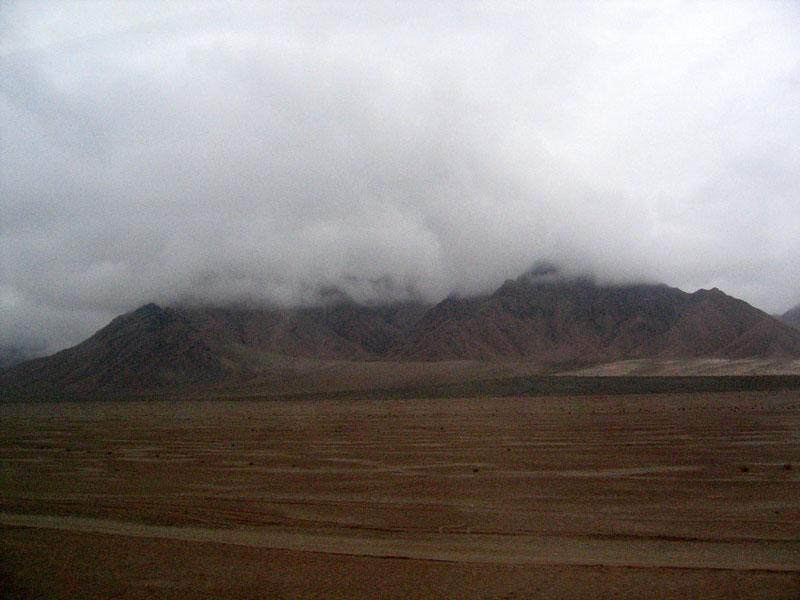 圖片:青藏鐵路沿途風景
