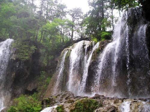 九寨溝旅遊風景圖片-美景旅遊網