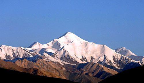 圖片:青海-阿尼瑪卿神山