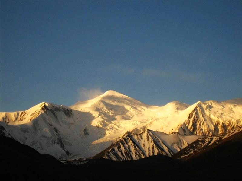 圖片:青海-阿尼瑪卿雪山