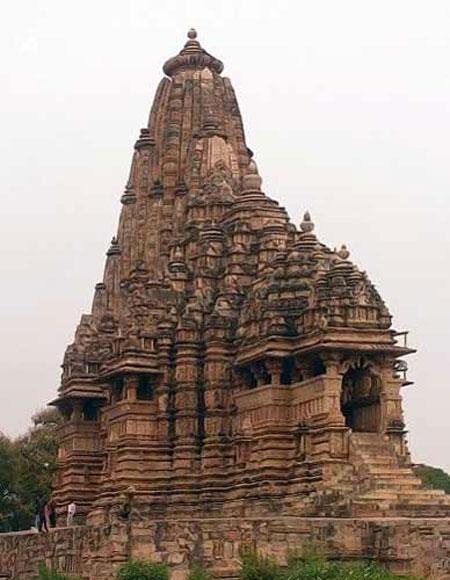 印度卡修拉霍性廟圖片