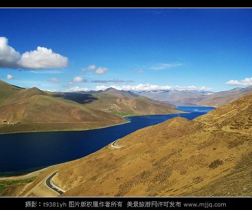 西藏珠峰旅遊圖片
