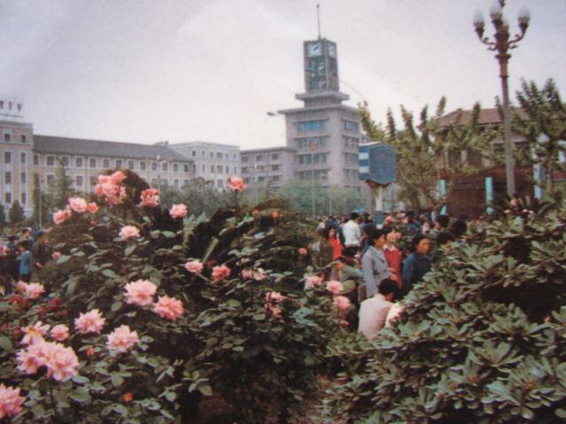 成都老照片-天府廣場