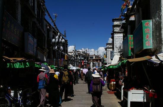 西藏風光照片